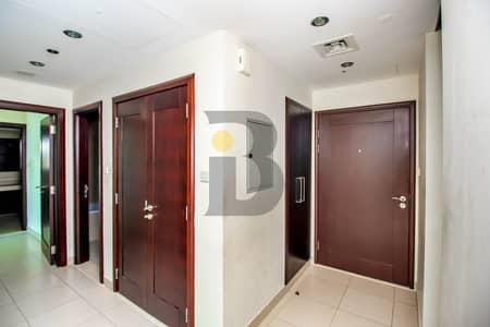 شقة 2 غرفة نوم للايجار في ذا فيوز، دبي - Spacious 2 BR| Private Courtyard|Full Canal View