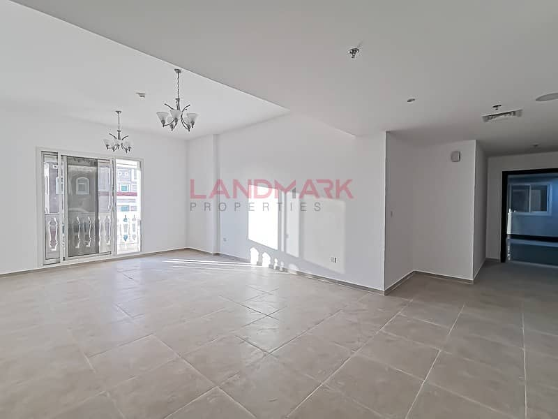 LARGE 1BR! | Brand New Building | Free Month | Close Kitchen | 2 Full Bathroom | Balcony
