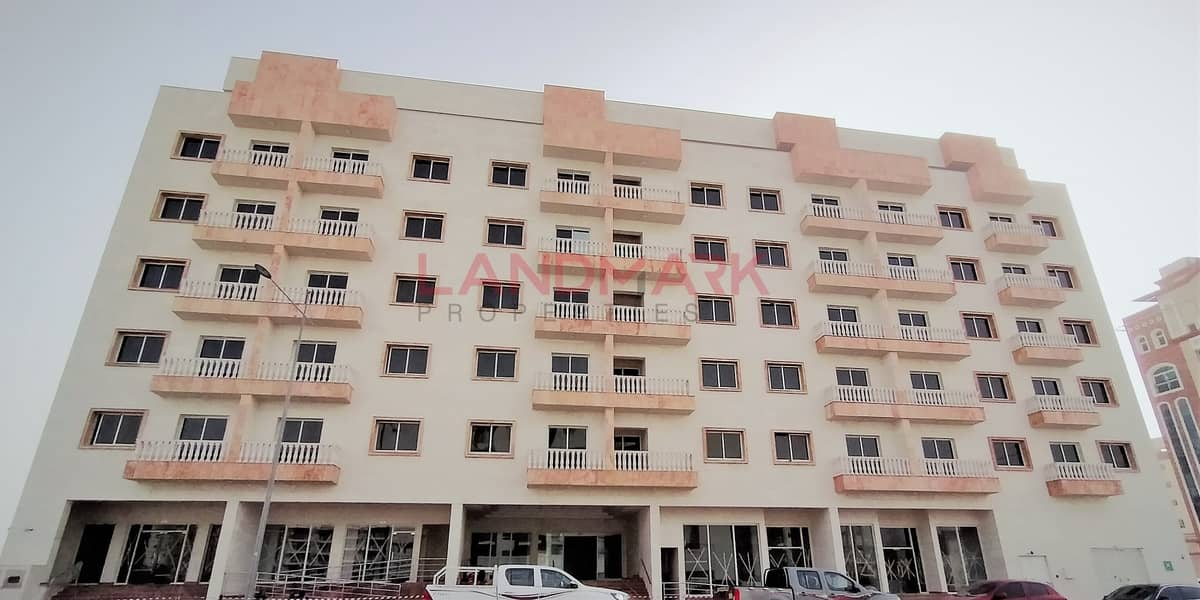Brand New 1bhk in Warsan with 2 full bathrooms and Spacious Layout
