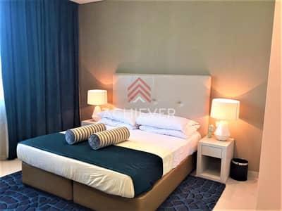 شقة فندقية  للايجار في الخليج التجاري، دبي - Fully Furnished Studio in Downtown | Close to Metro