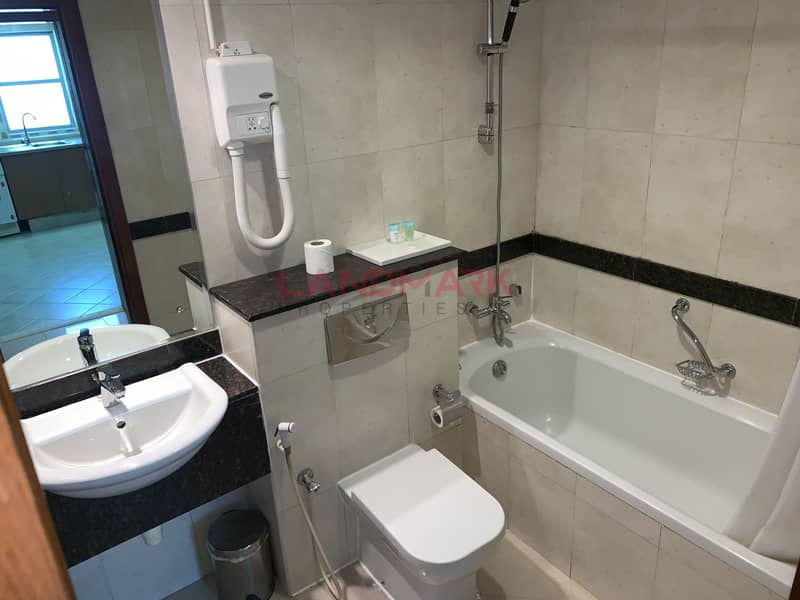 16 1 MONTH FREE! NEXT to METRO! Spacious Furnished 2 BR!