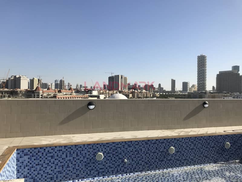 15 NEW Studio with Balcony in a Brand New Building in JVC