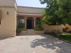 *** GRAND DEAL – Luxury 4BHK Single storey Villa in Al Nakhilat area, Sharjah