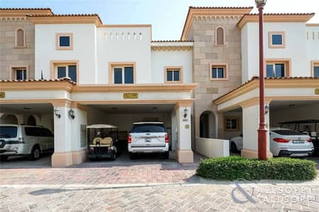 3 Bedroom Townhouse for Rent in Jumeirah Golf Estate, Dubai - EXCLUSIVE | Upgraded + Modified | 3 Beds