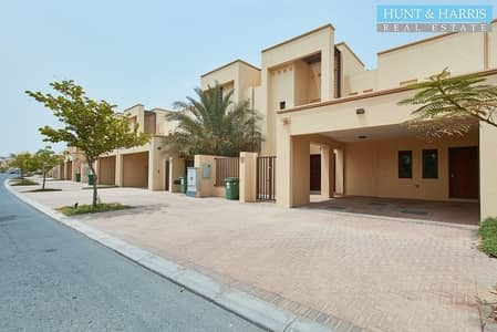 3 Bedroom Townhouse for Sale in Mina Al Arab, Ras Al Khaimah - Spacious Three Bedroom TH with Maids Room & Garden
