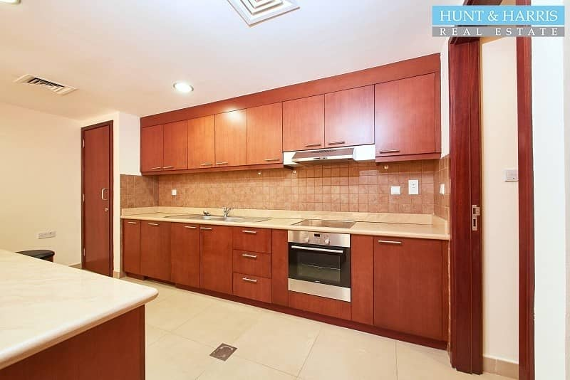 2 Spacious Three Bedroom TH with Maids Room & Garden