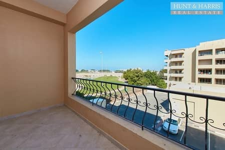 Studio for Sale in Al Hamra Village, Ras Al Khaimah - Upgraded Studio Apartment - well maintained - Pool View