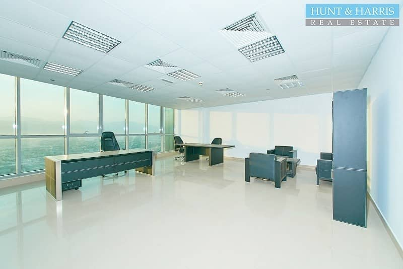 2 Julfar Tower - Stunning Water View - Available Immediately