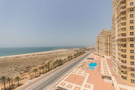 Studio for Rent in Al Hamra Village, Ras Al Khaimah - Stunning Sea View - Furnished Studio -  12 Cheques