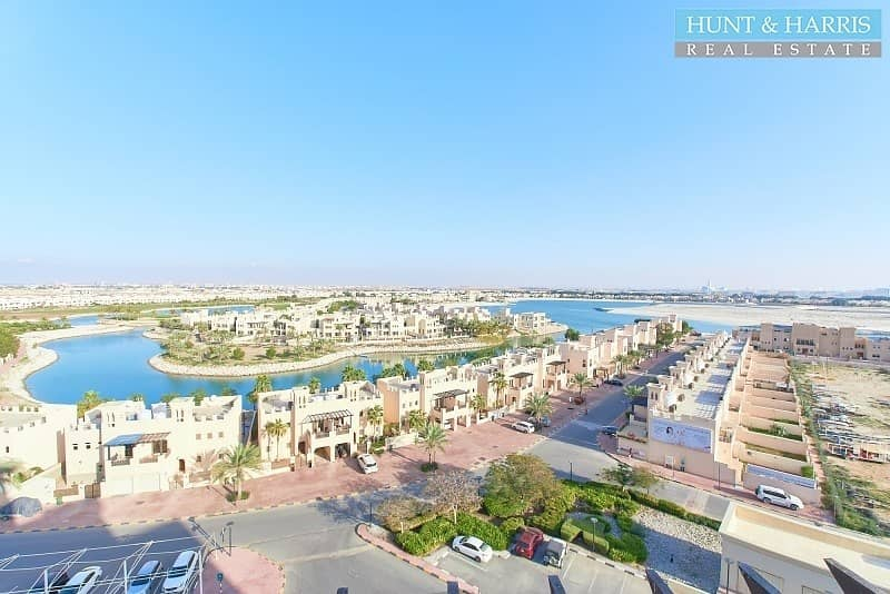 Higher Floor without Balcony - Stunning Lagoon Views!