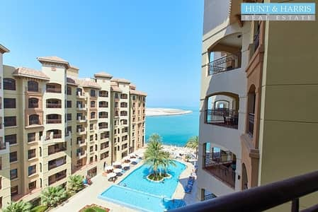 2 Bedroom Hotel Apartment for Rent in Al Marjan Island, Ras Al Khaimah - 5* Hotel Apartment with Sea Views - Amazing location