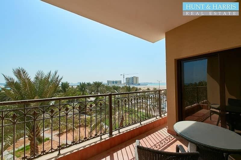 12 Fully Furnished - Sea Views - Al Marjan Island Resort & Spa