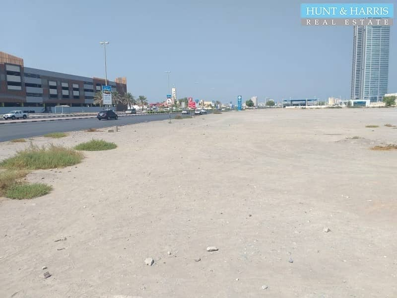 2 Fantastic Land For Sale - Opposite Manar Mall