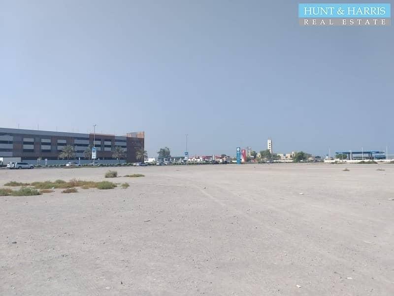 19 Fantastic Land For Sale - Opposite Manar Mall