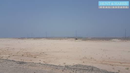 ارض سكنية  للبيع في جزيرة المرجان، رأس الخيمة - 55 Per sq. ft. - Residential Land - Al Marjan Island