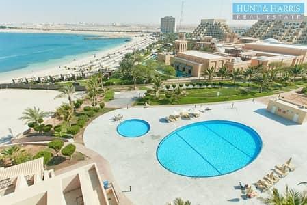 استوديو  للبيع في جزيرة المرجان، رأس الخيمة - Direct Beach Views - Bab Al Bahr - Fayrouz