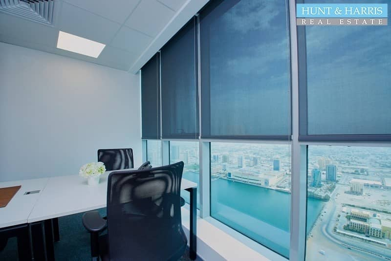 2 Fitted and ready offices to start business immediately