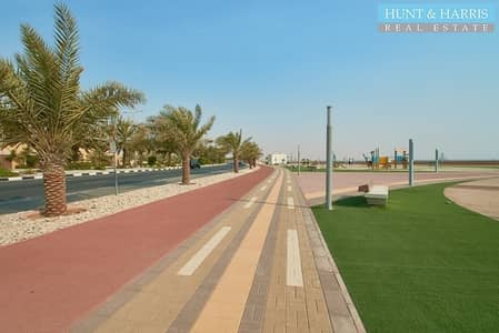 Below Cost! - AED 63 per sq ft on Built up - Sea Front Plot