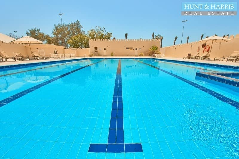 14 Spacious One Bedroom Apartment - Next to Al Hamra Mall
