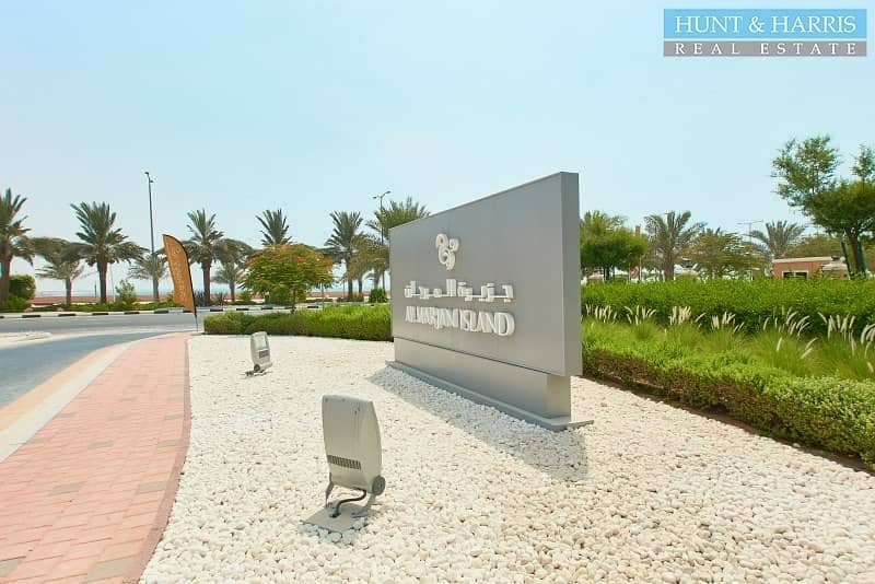 20 Below Cost! - AED 63 per sq ft on Built up - Sea Front Plot