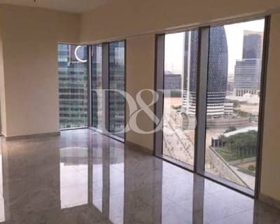 1 Bedroom Flat for Rent in DIFC, Dubai - Corner Unit | Spacious 1 BR | Zabeel View