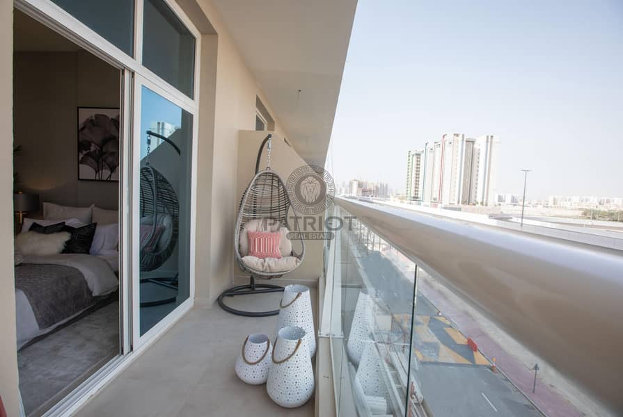 10 Brand New 2BR In Furjan At Best Price Limited time offer | No commission