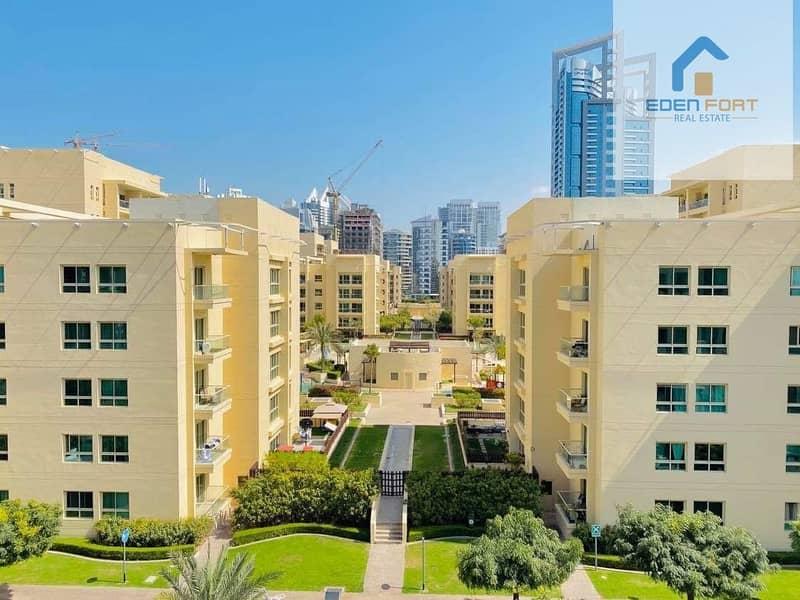 1 BHK | Nice View | Al Ghozlan 1 | Greens