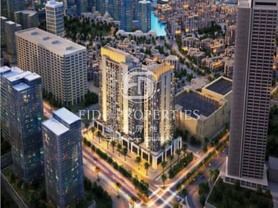 1 Bedroom Flat for Sale in Downtown Dubai, Dubai - Best Price | Hand Over Soon| Stunning Views