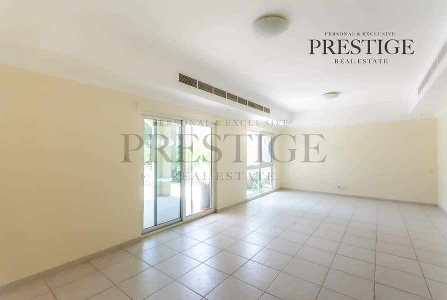 2 2 Bed | Ground Floor Villa | Rent | Media City