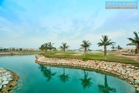 3 Bedroom Townhouse for Sale in Al Hamra Village, Ras Al Khaimah - HOT DEAL - Great Location - Next to Al Hamra Mall - Corner Unit