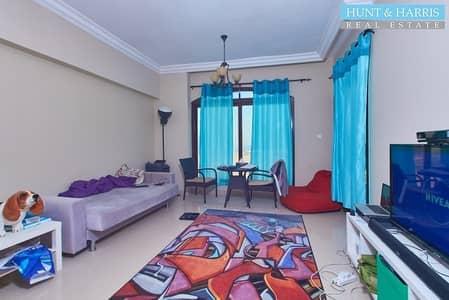 شقة فندقية 1 غرفة نوم للبيع في جزيرة المرجان، رأس الخيمة - Investor deal - Beautiful Views  - Benefit Of Resort