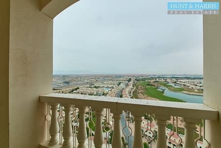High Floor - Golf View - Ready to move in