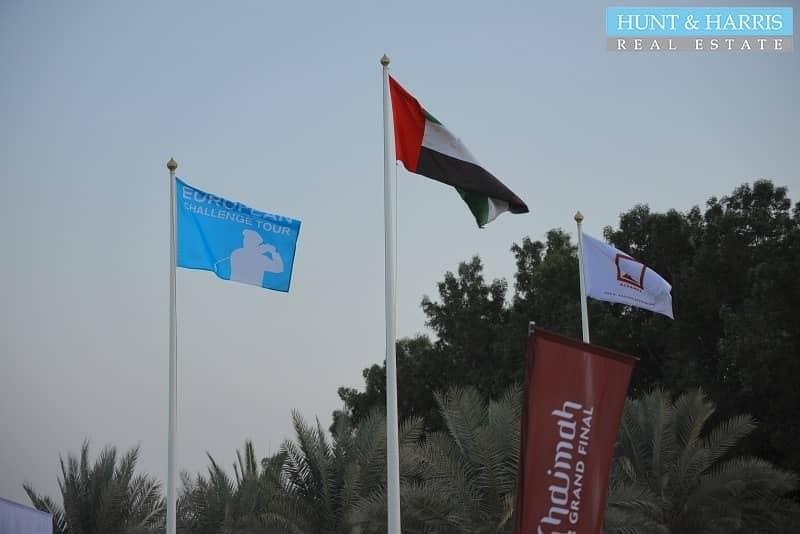 17 Corner Unit - Next to Al Hamra Mall - Motivated Seller