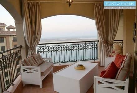 2 Bedroom Hotel Apartment for Sale in Al Marjan Island, Ras Al Khaimah - Penthouse - Stunning Sea Views - Al Marjan Resort and Spa