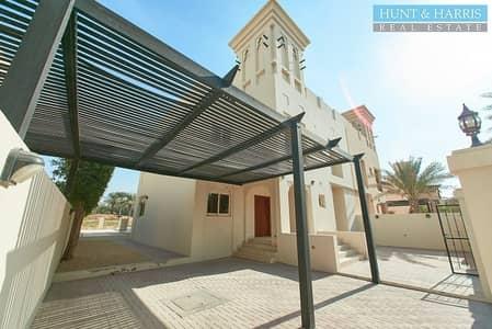 فیلا 4 غرف نوم للبيع في قرية الحمراء، رأس الخيمة - Private pool