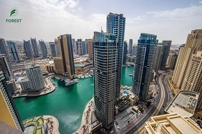 17 Full Marina View| Fully Furnished | Luxury Duplex