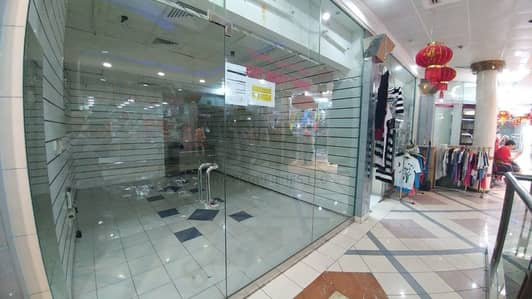 Shop for Rent in Deira, Dubai - Ground Floor Shop Space | Central Location | Grace Period