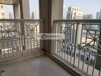 استوديو  للايجار في وسط مدينة دبي، دبي - Fully Furnished | Studio Apartment | Spacious Balcony | Flexible Payment
