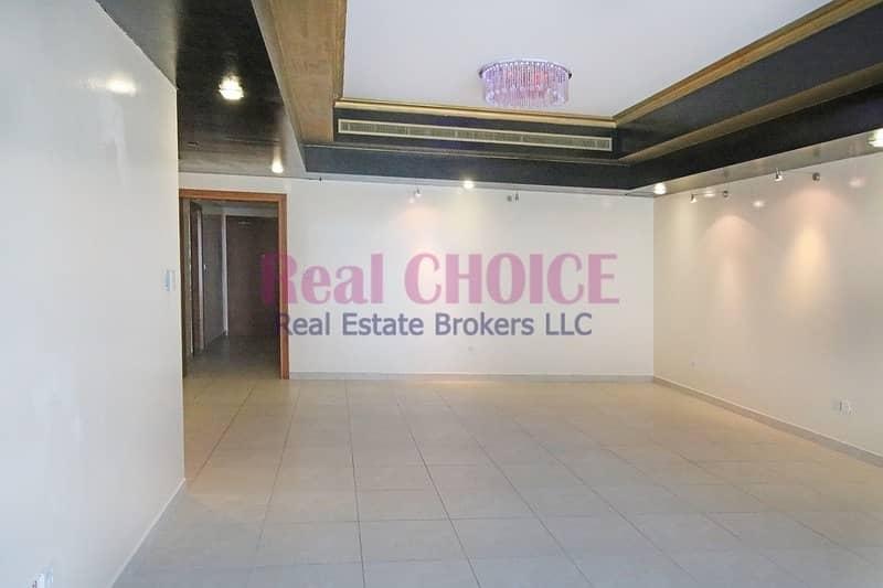 2 Spacious Layout 2BR + Maid Apartment|Marina View