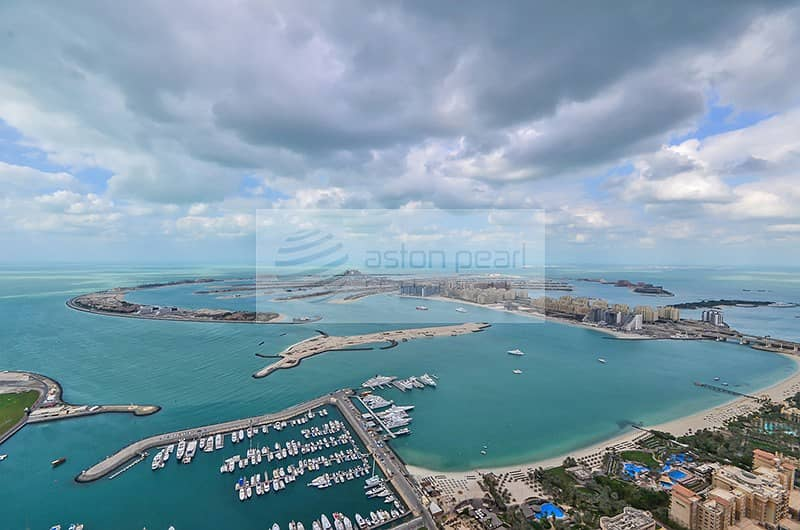 Spacious 3BR Apartment  Full Sea View   Vacant Now
