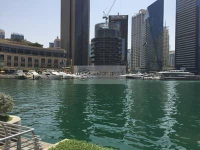 محل تجاري  للبيع في دبي مارينا، دبي - Fitted Retail Space | On  Promenade Level | Vacant