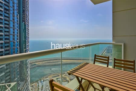 2 Bedroom Flat for Sale in Jumeirah Beach Residence (JBR), Dubai - Vacant on Transfer | Maids Room | 1