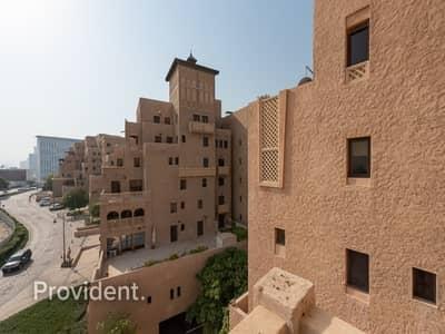 فلیٹ 3 غرف نوم للبيع في دبي فيستيفال سيتي، دبي - Best Priced Massive Terraced Apartment