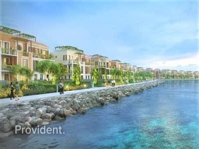فیلا 3 غرف نوم للبيع في جميرا، دبي - Exclusive Townhouse in Lamer | Sea Facing