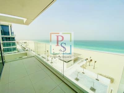فلیٹ 2 غرفة نوم للايجار في جزيرة السعديات، أبوظبي - Out Standing Waterfront 2BR+ M Available Now