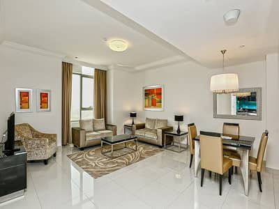 1 Bedroom Apartment for Rent in Business Bay, Dubai - Fully Furnished  Spacious 1br in Capital Bay