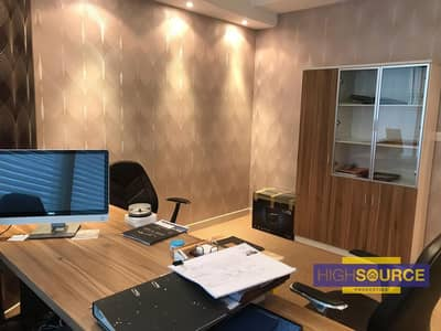 Office for Rent in Business Bay, Dubai - Canal View / Vacant / Fully furnished.
