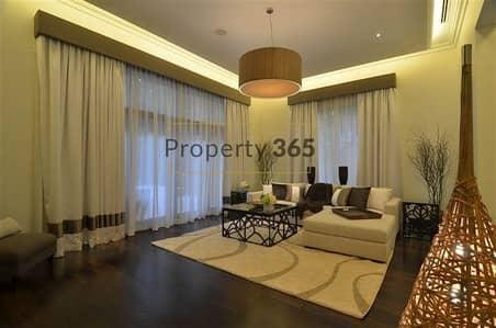 فیلا 6 غرف نوم للايجار في البراري، دبي - STUNNING AL BARARI  Villa Type D9 FULLY FURNISHED