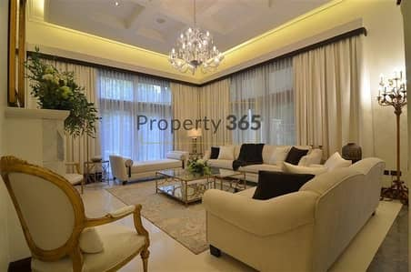 6 Bedroom Villa for Sale in Al Barari, Dubai - STUNNING AL BARARI  Villa Type D9 FULLY FURNISHED