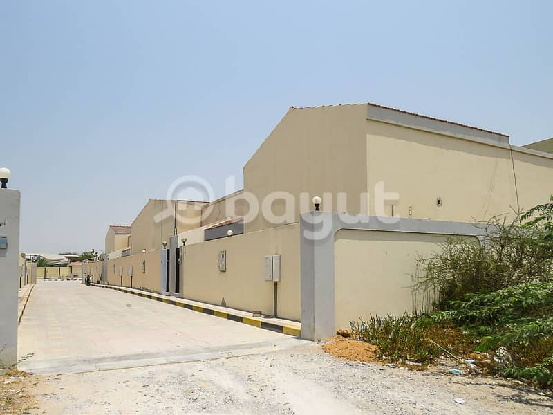 Perfect choice to have a 2 BR Villa near RAK Hospital